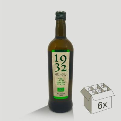 Bottiglia da 750ml di Olio Extravergine di Oliva Riserva Taggiasca