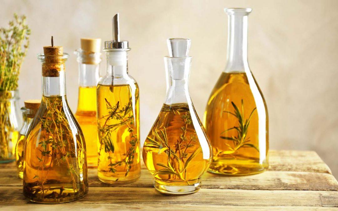 Come aromatizzare l'olio d'oliva