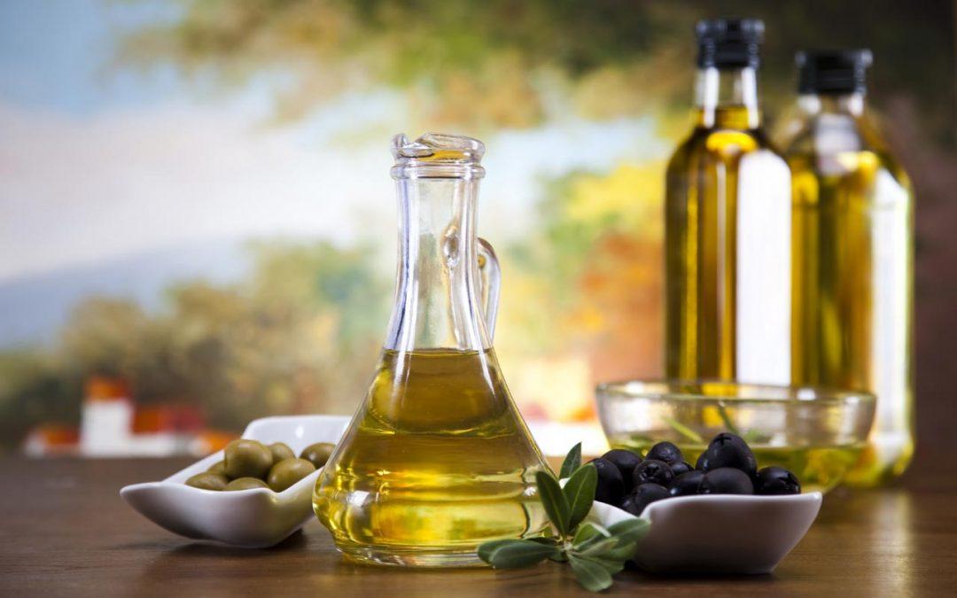 Il commercio dell'olio extravergine d'oliva