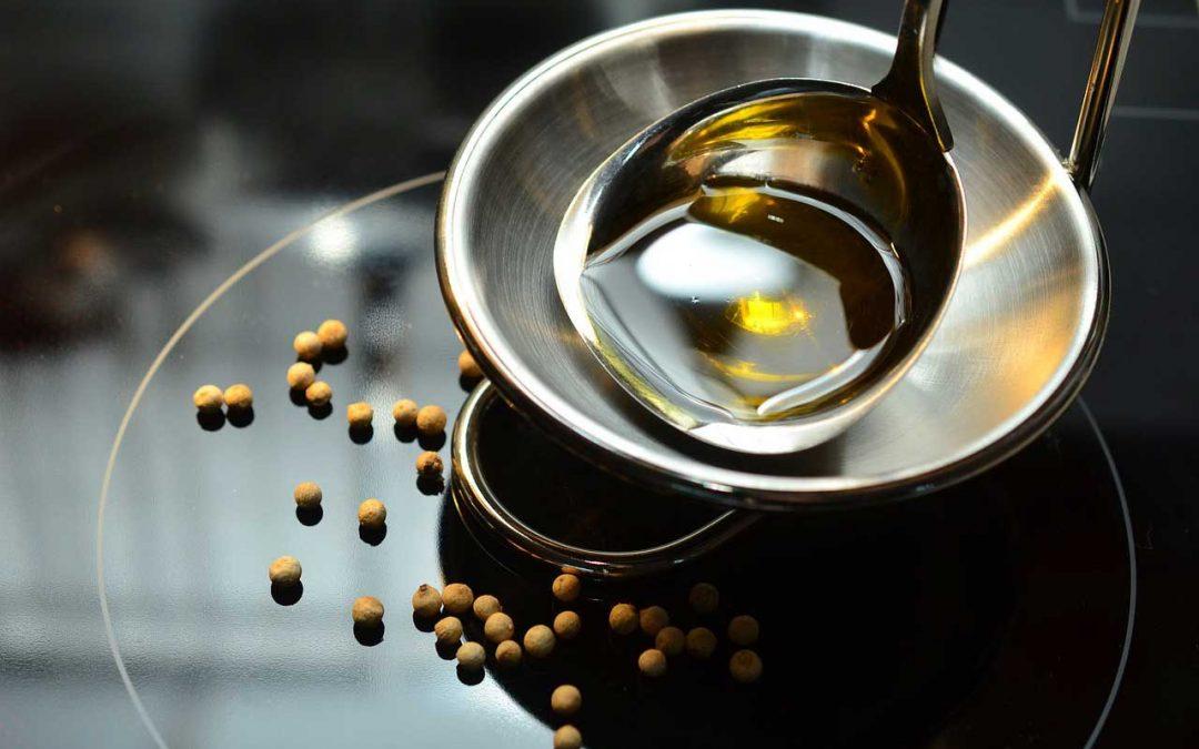 L'acidità: una caratteristica dell'olio extravergine di oliva.