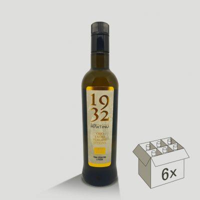 Bottiglia antirabbocco di Olio Extravergine di Oliva Cultivar Taggiasca