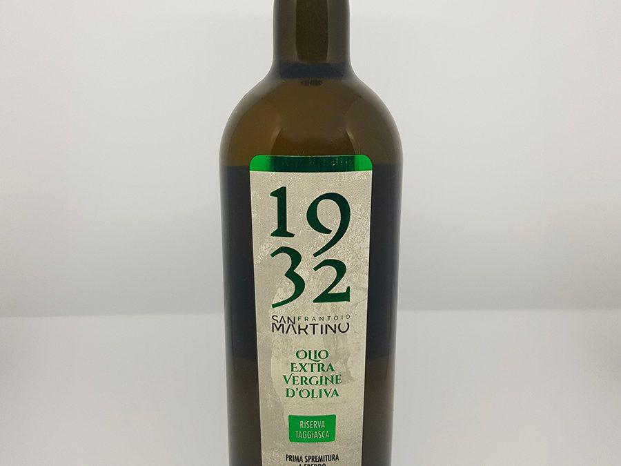 """Das Öl """"Riserva Taggiasca"""" aus der Ölmühle San Martino gewinnt den begehrten High Quality Standard Preis"""