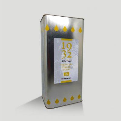 Latta da 5L di Olio Extravergine di Oliva 100% Italiano