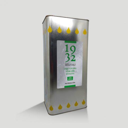 Latta da 5L di Olio Extravergine di Oliva Riserva Taggiasca