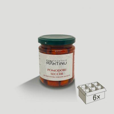 Vasetto da 180gr di Pomodori Secchi