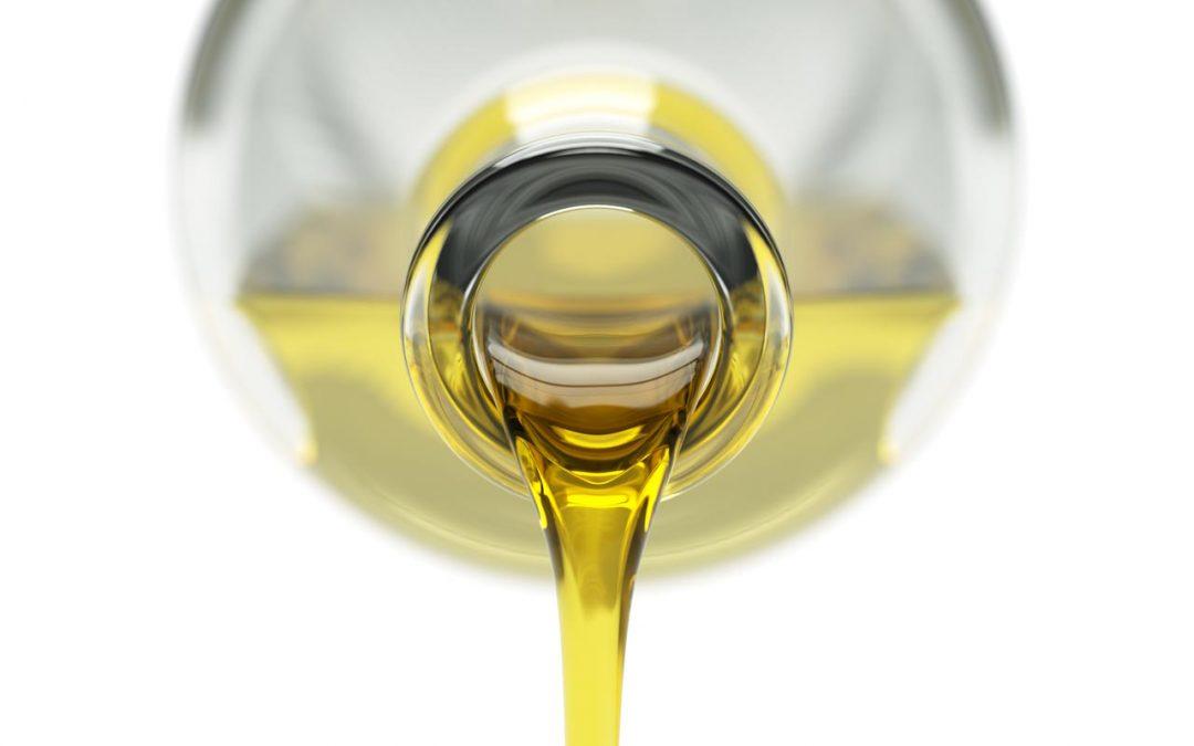 Il trasporto dell'olio d'oliva