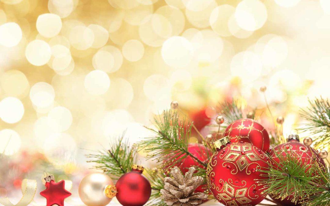 Come addobbare un ulivo per Natale
