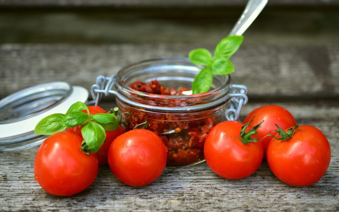 Pomodori secchi, proprietà e valori nutrizionali