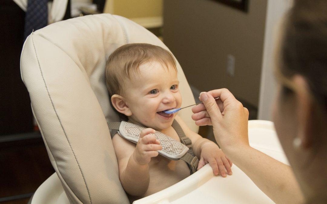 Olio di oliva nell'alimentazione dei neonati