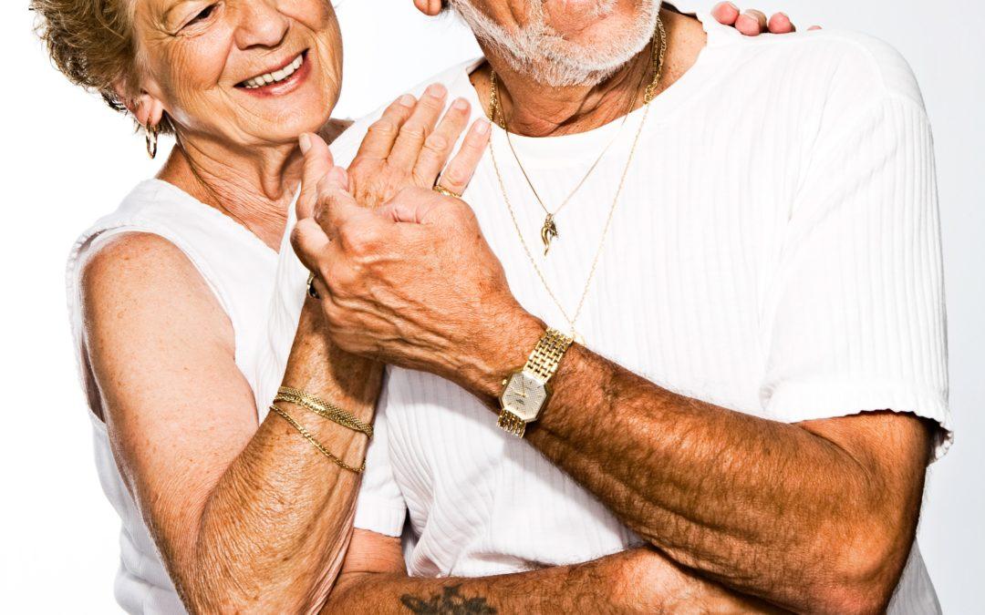 Olio di oliva nell'alimentazione degli anziani